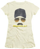 Juniors: Magnum PI-Geared Up T-shirts