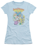 Juniors: Justice League America-Super Friends 1 T-Shirt