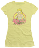 Juniors: Archie Comics-Betty Distressed Shirts