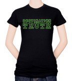Juniors: Destination Truth-Logo T-Shirt
