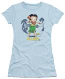 Juniors: Betty Boop-Hula Honey T-Shirts
