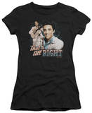 Juniors: Elvis-That's All Right T-Shirt