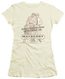 Juniors: Andy Griffith-Mayberry Jail T-Shirt