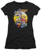 Juniors: Garfield-Tongue Of Doom Shirts