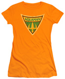 Juniors: Batman BB-Aquaman Shield Shirts