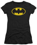 Juniors: Batman-Classic Logo T-Shirt