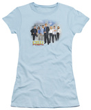 Juniors: CSI-Miami Cast T-shirts