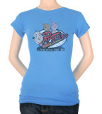 Juniors: Archie Comics-Pop Tate's T-shirts