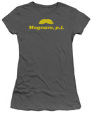 Juniors: Magnum PI-The Stache Shirts