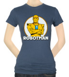 Juniors: DC-Robotman T-shirts