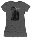 Juniors: James Dean-Trench T-Shirt