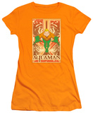 Juniors: DC-Aquaman Camisetas
