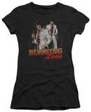 Juniors: Elvis - Burning Love T-Shirt