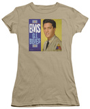 Juniors: Elvis-G.I. Blues Album T-Shirt