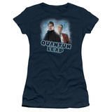 Juniors: Quantum Leap-Sam & Al T-Shirt