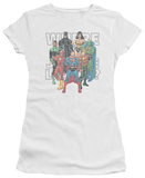 Juniors: Justice League America-JLA Classified 1 Cover T-shirts