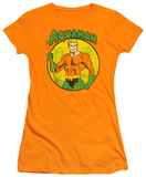 Juniors: DC-Aquaman T-Shirt