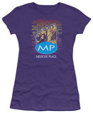 Juniors: Melrose Place-Melrose Place T-shirts