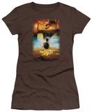 Juniors: Mirror Mask-Movie Poster T-shirts