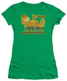 Juniors: Garfield-My Peeps T-shirts