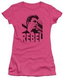 Juniors: James Dean-Rebel Rebel Shirts