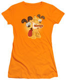 Juniors: Garfield-Odie T-Shirt