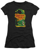 Juniors: Dragon's Lair-Side Art T-shirts