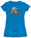 Juniors: Garfield-Moms Rock T-Shirt