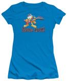 Juniors: Garfield-Moms Rock T-shirts