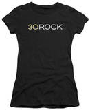 Juniors: 30 Rock-Logo T-shirts