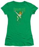 Juniors: DC-Poison Ivy Camisetas