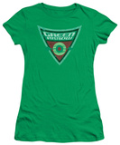 Juniors: Batman BB-Green Arrow Shield Shirt
