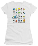 Juniors: DC-Superhero Issues Camiseta