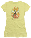Juniors: Archie Comics-Josie Tattoo T-shirts