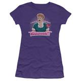 Juniors: I Love Lucy-Waaaaahhhh!!! T-Shirt