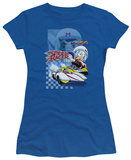 Juniors: Speed Racer-In Action T-shirts