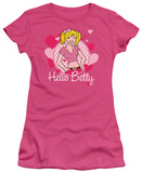 Juniors: Archie Comics-Hello Betty T-Shirt