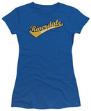 Juniors: Archie Comics-Riverdale High School T-shirts