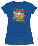 Juniors: Garfield-The Garfield Show T-shirts