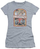 Juniors: Emergency - Retro Cast Shirt