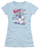 Juniors: Speed Racer-Gogogo Whap Camisetas