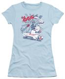 Juniors: Speed Racer-Gogogo Whap Shirts