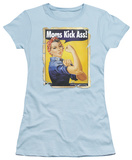 Juniors: Moms Kick T-Shirts