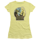 Juniors: Bionic Women-Jamie &amp; Max T-Shirt