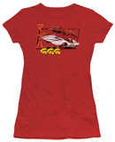 Juniors: Speed Racer-Varoooom Camiseta