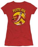 Juniors: DC-Plastic Man T-Shirt