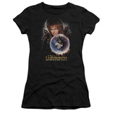 Juniors: Labyrinth-I Have A Gift T-shirts