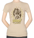 Juniors: Harry &amp; The Hendersons-Harry Head T-shirts