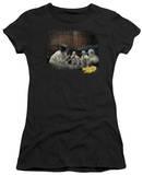 Juniors: Mirror Mask-Bob Malcolm Shirt
