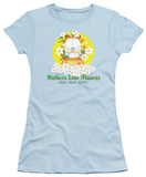 Juniors: Garfield-Mother's Love Flowers T-shirts